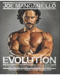 Joe Manganiello (Evolution) signed book