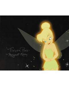 Margaret Kerry Tinkerbell from Disney 8X10 #84