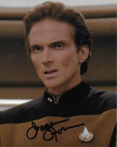 James Horan Star Trek 8X10