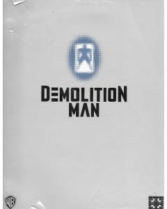 Demolition Man (1993) original script