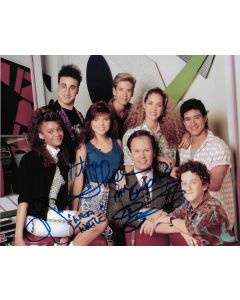 Saved By the Bell Cast of 3 8X10
