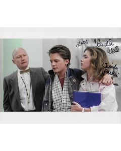 Claudia Wells Back to the Future 8X10 #4