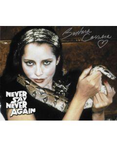 Barbara Carrera Never Say Never Again Bond 007 10