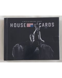 """Netflix for your consideration DVD set """"House of Cards, Derek"""" PROMO  3"""