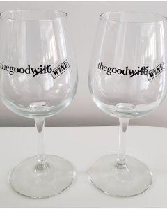 """the Good Wife"" Wine glasses PROMO  3"
