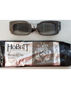"""""""The Hobbit"""" real 3D glasses PROMO 1"""