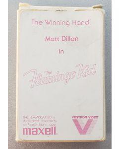 """The Flamingo Kid"" Matt Dillon, playing cards PROMO 1"