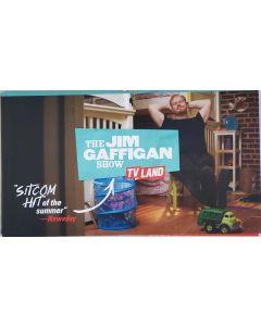 """TV LAND """"THE JIM GAFFIGAN SHOW"""" PROMO SEASON 1 EPISODES 1-11 TWO DVD SET"""