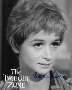 Barbara Barrie Twilight Zone 8X10 #2