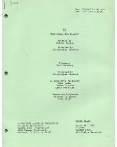 "ER ""Men Plan, God Laughs"" Deezer D's personal Original Script"