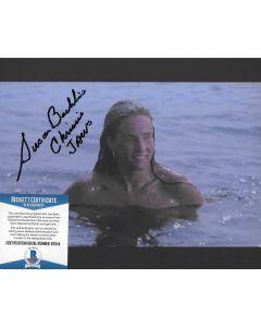 Susan Backlinie Jaws 8X10 w/Beckett COA #3