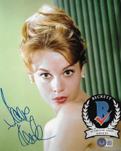 Jane Fonda 8X10 photo w/Beckett COA #10