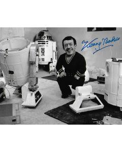 Kenny Baker (1934-2016) Star Wars 8X10 #2 **LAST ONE**