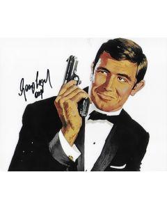 George Lazenby James Bond 007 8X10 #23