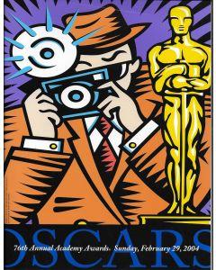 Oscars Program February 29, 2004