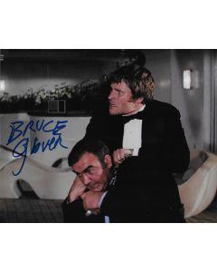Bruce Glover Bond 007 8X10 #2