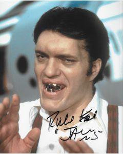 Richard Kiel Spy Who Loved Me (1939-2014) signed 8X10 photo w/COA (slightly smudged)