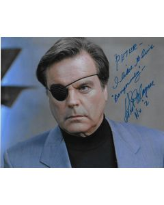 Robert Wagner Austin Powers 8X10 (Personalized to Peter)