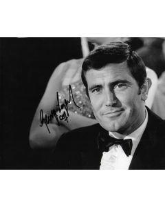 George Lazenby James Bond 007 8X10 #24