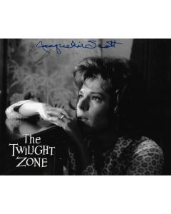 Jacqueline Scott Twilight Zone 4