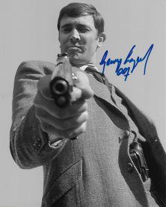 George Lazenby James Bond 007 8X10 #25
