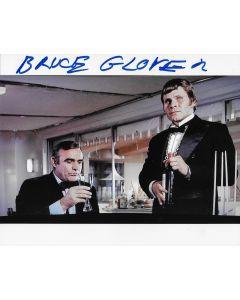 Bruce Glover Bond 007 8X10 #4