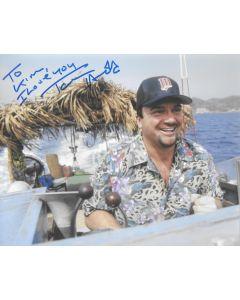 Tom Arnold 8X10 (personalized to Kim)