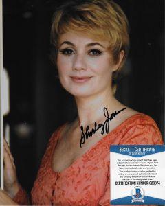 Shirley Jones Partridge Family 8X10 #14 BECKETT/COA