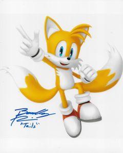 Bradley Pierce Sonic the Hedgehog 8X10 #3
