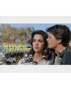 Claudia Wells Back to the Future 8X10 #10