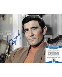 George Lazenby James Bond 007 BECKETT/COA
