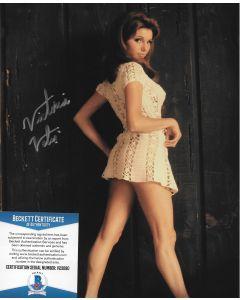Victoria Vetri Playboy PMOY NUDE 8X10 w/Beckett COA