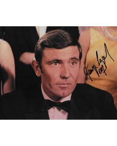 George Lazenby James Bond 007 8X10 #33