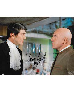 George Lazenby James Bond 007 8X10 #34