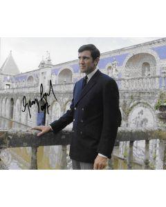 George Lazenby James Bond 007 8X10 #35