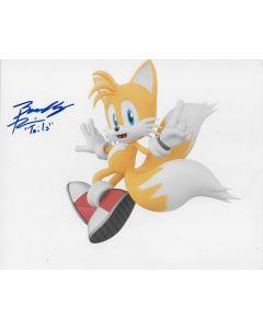 Bradley Pierce Sonic the Hedgehog 8X10 #4