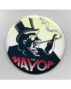 Batman Promotional (Penguin For Mayor prop Button) 1992