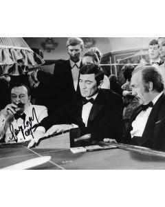 George Lazenby James Bond 007 8X10 #37