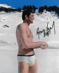 George Lazenby James Bond 007 8X10 #38