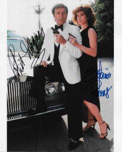 Robert Wagner & Stefanie Powers Hart to Hart 8X10 #13