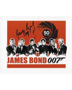 George Lazenby James Bond 007 8X10 #40