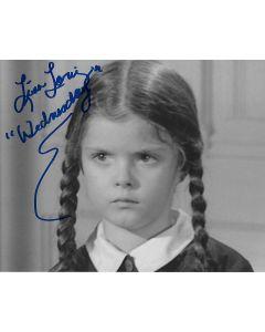 Lisa Loring Addams Family 8X10 #28