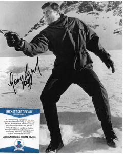 George Lazenby James Bond 007 BECKETT/COA #2