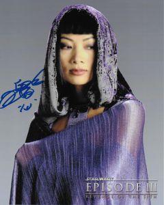 Bai Ling Star Wars 8X10