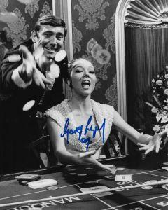 George Lazenby James Bond 007 8X10 #42