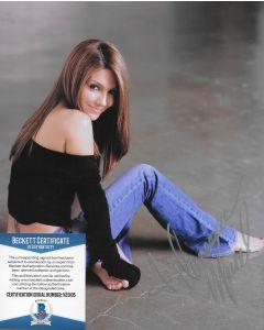 Vanessa Marcil 8X10 w/Beckett COA #6