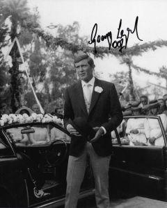 George Lazenby James Bond 007 8X10 #46