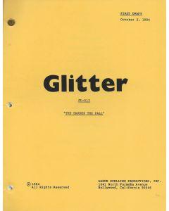 Glitter (1984) Aaron Spelling original script