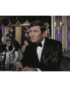 George Lazenby James Bond 007 8X10 #47