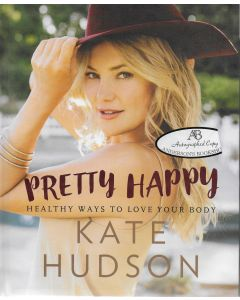 Pretty Happy BOOK signed by author Kate Hudson